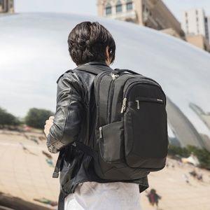 Travelon Anti-Theft Large Black Backpack